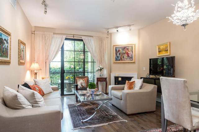 633 Elm St 113, San Carlos, CA 94070 (#ML81850118) :: The Sean Cooper Real Estate Group