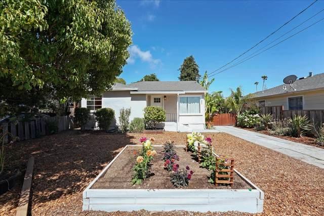 324 Harrison Ave, Santa Cruz, CA 95062 (#ML81850129) :: The Kulda Real Estate Group