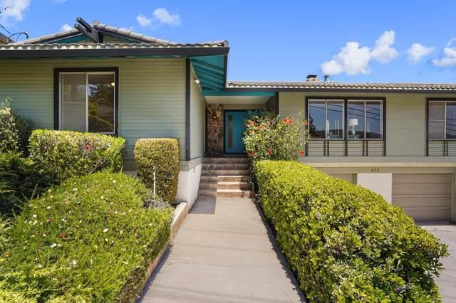 977 Crestview Dr, San Carlos, CA 94070 (#ML81850196) :: Strock Real Estate