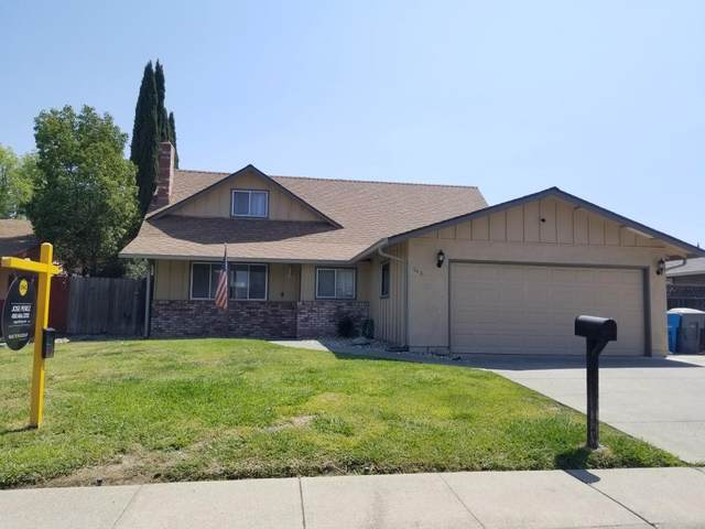 240 Livingston Ave, Vacaville, CA 95687 (#ML81850291) :: Paymon Real Estate Group