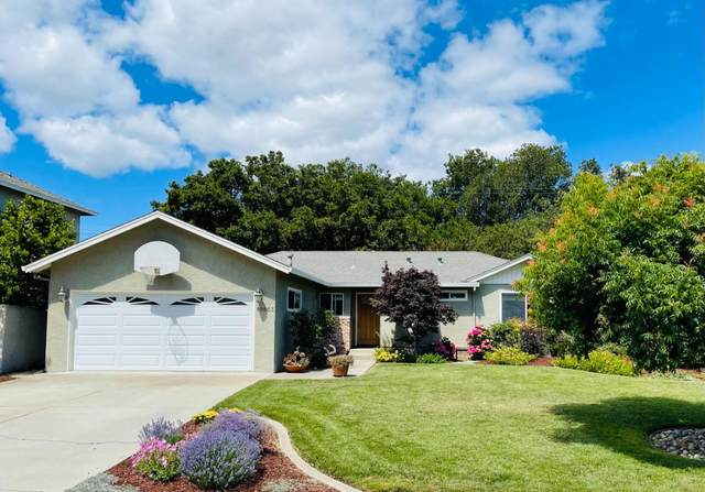 10803 Brookwell Dr, Cupertino, CA 95014 (#ML81850658) :: The Kulda Real Estate Group
