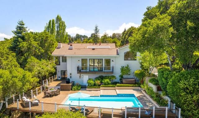 165 Rizal Dr, Hillsborough, CA 94010 (#ML81850819) :: Strock Real Estate