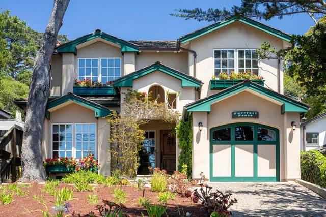 0 Lincoln 3 Ne Of 10th St, Carmel, CA 93923 (#ML81851142) :: Paymon Real Estate Group