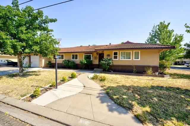 1632 E Coolidge Ave, Modesto, CA 95355 (#ML81851205) :: Intero Real Estate