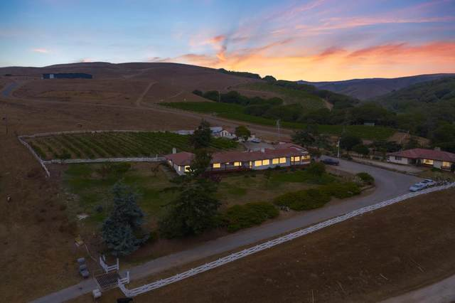 12700 State Route 1, POINT REYES STATION, CA 94956 (#ML81851638) :: The Gilmartin Group