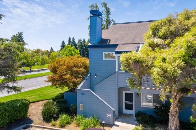 473 Cork Harbour Cir D, Redwood Shores, CA 94065 (#ML81853080) :: Paymon Real Estate Group