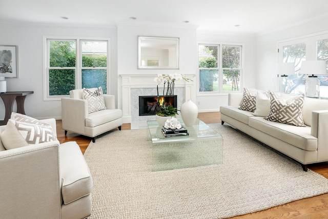 156 Lowell Ave, Palo Alto, CA 94301 (#ML81853662) :: Intero Real Estate