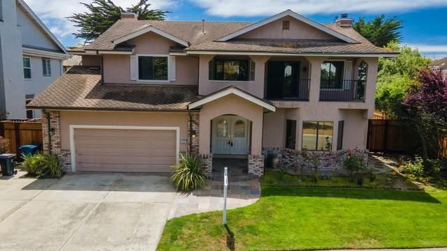 310 Fairway Dr, Half Moon Bay, CA 94019 (#ML81853864) :: The Kulda Real Estate Group
