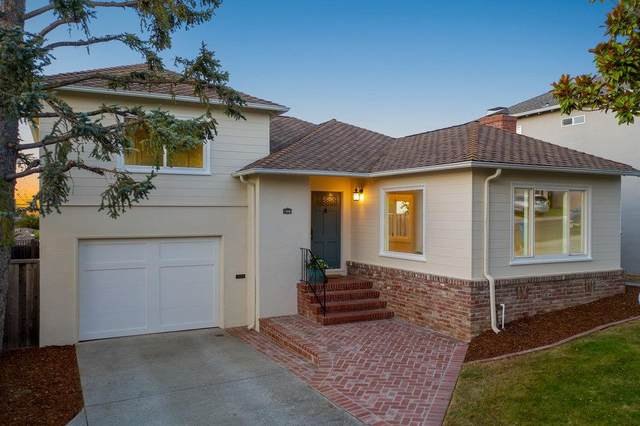 1656 Coronado Way, Burlingame, CA 94010 (#ML81854006) :: Real Estate Experts