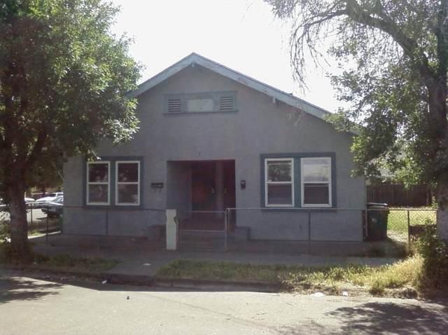 439 S Sierra Nevada St, Stockton, CA 95205 (#ML81854314) :: Real Estate Experts