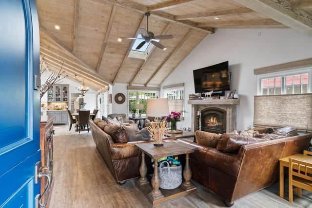 3NE Santa Rita & 2nd St, Carmel, CA 93921 (#ML81854341) :: Real Estate Experts
