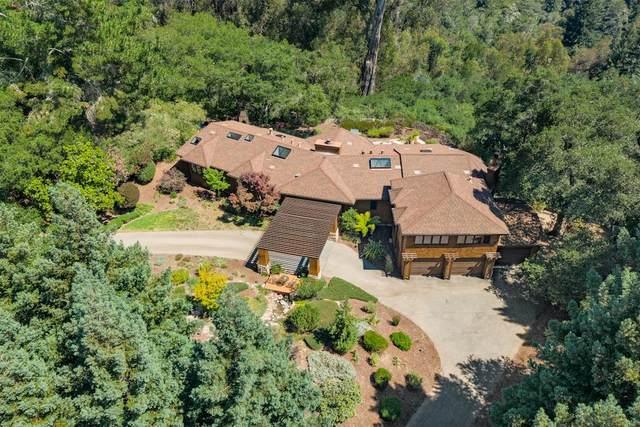 400 Charles Hill Rd, Santa Cruz, CA 95065 (#ML81854450) :: Real Estate Experts