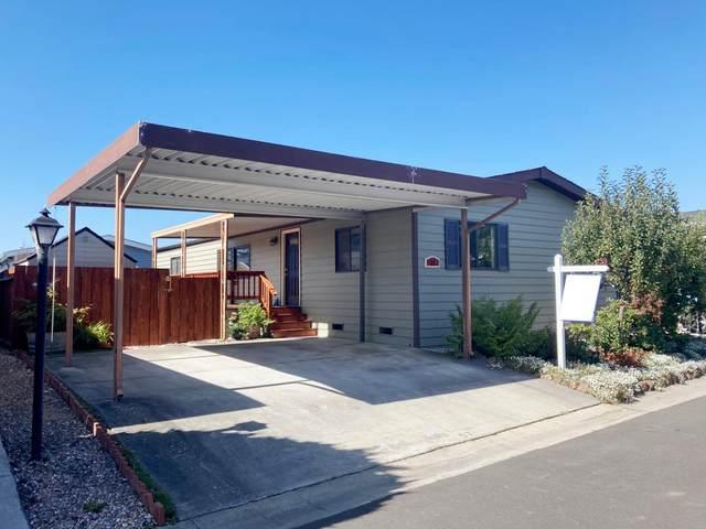 57 Sailfish Ct 57, Half Moon Bay, CA 94019 (#ML81854573) :: The Sean Cooper Real Estate Group