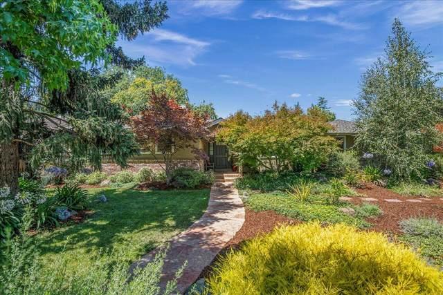 814 Parma Way, Los Altos, CA 94024 (#ML81854774) :: Real Estate Experts