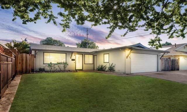 5491 Cornell Dr, San Jose, CA 95118 (#ML81854804) :: Real Estate Experts