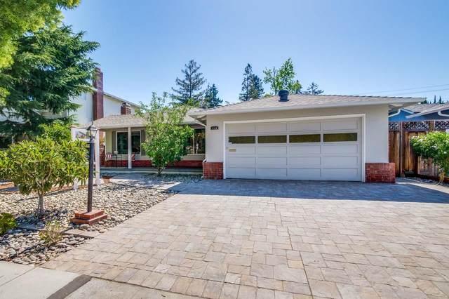 716 Peach Ave, Sunnyvale, CA 94087 (#ML81854810) :: Alex Brant
