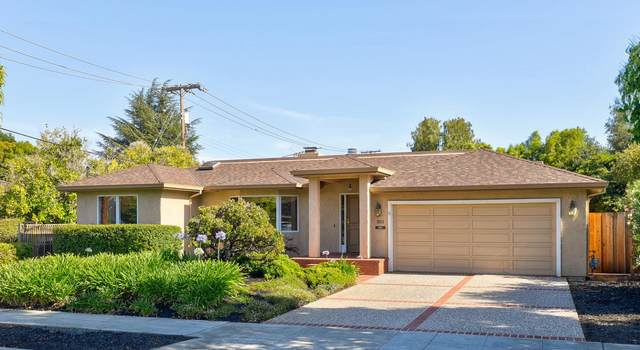 1613 Hollingsworth Dr, Mountain View, CA 94040 (#ML81854813) :: Robert Balina   Synergize Realty