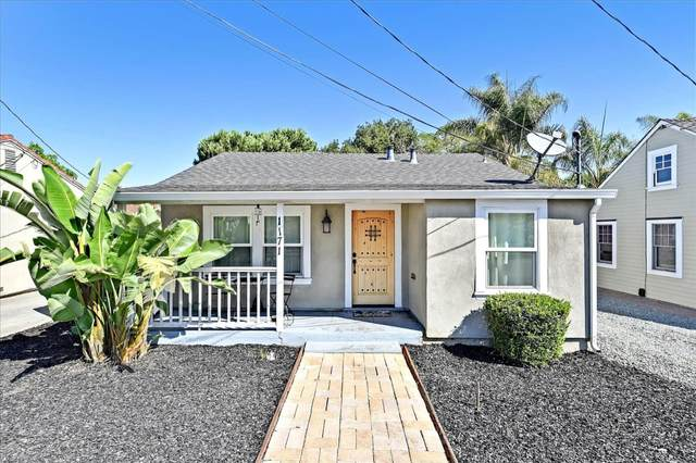 1171 Curtner Ave, San Jose, CA 95125 (#ML81854878) :: Real Estate Experts