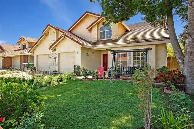 939 Keiko St, Los Banos, CA 93635 (#ML81855094) :: The Kulda Real Estate Group