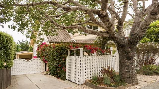 0 Casanova 4 Sw Of 8th St, Carmel, CA 93921 (#ML81855103) :: Paymon Real Estate Group