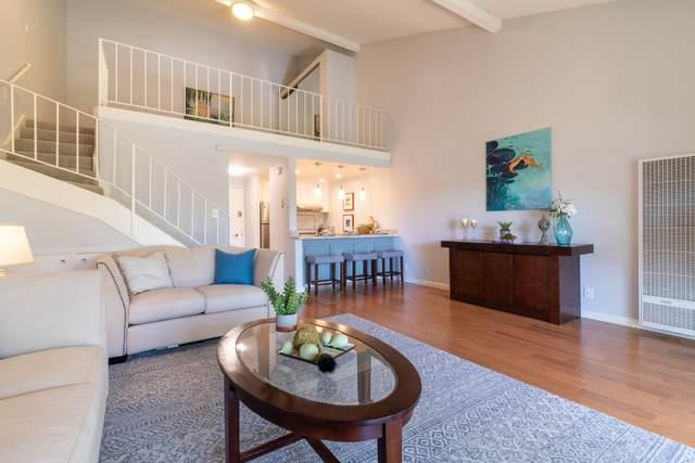 707 Fathom Dr 203, San Mateo, CA 94404 (#ML81855241) :: The Kulda Real Estate Group