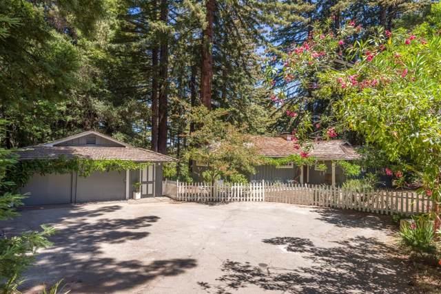 956 Espinosa Rd, Woodside, CA 94062 (#ML81855362) :: Strock Real Estate