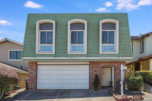 31 Wessix Ct, Daly City, CA 94015 (#ML81855483) :: The Kulda Real Estate Group