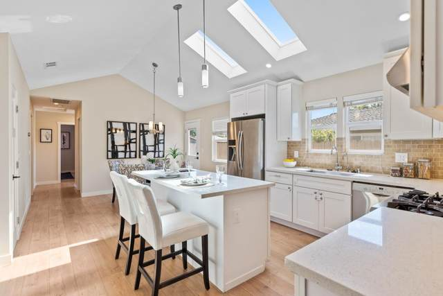 877 Coolidge Ave, Sunnyvale, CA 94086 (#ML81855719) :: Alex Brant