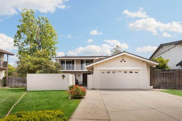 882 Lavender Dr, Sunnyvale, CA 94086 (#ML81855787) :: Strock Real Estate