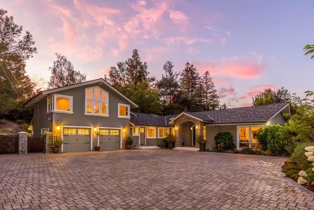 12111 Hilltop Dr, Los Altos Hills, CA 94024 (#ML81855922) :: Real Estate Experts