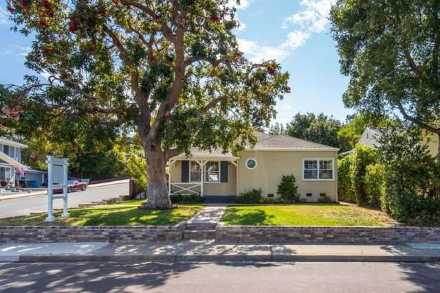 798 Cedar St, San Carlos, CA 94070 (#ML81855947) :: Real Estate Experts