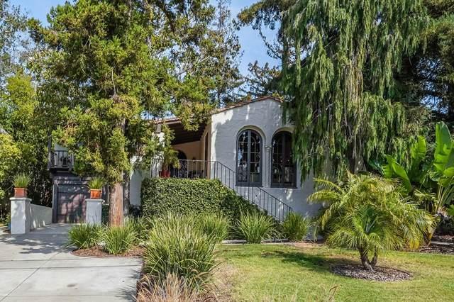 2000 Mezes Ave, Belmont, CA 94002 (#ML81855965) :: The Gilmartin Group