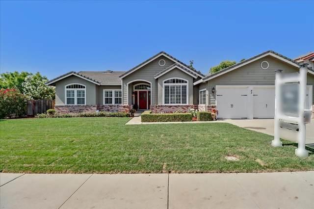 3714 Meadowlands Ln, San Jose, CA 95135 (#ML81856071) :: The Gilmartin Group