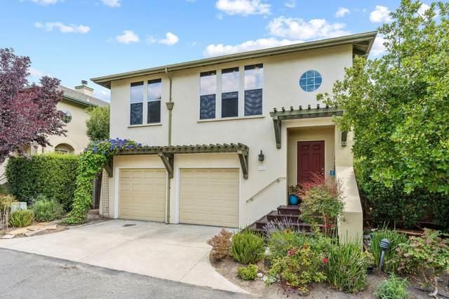 133 Holway Dr, Santa Cruz, CA 95065 (#ML81856109) :: The Gilmartin Group