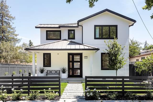 713 Partridge Ave, Menlo Park, CA 94025 (#ML81856423) :: The Gilmartin Group