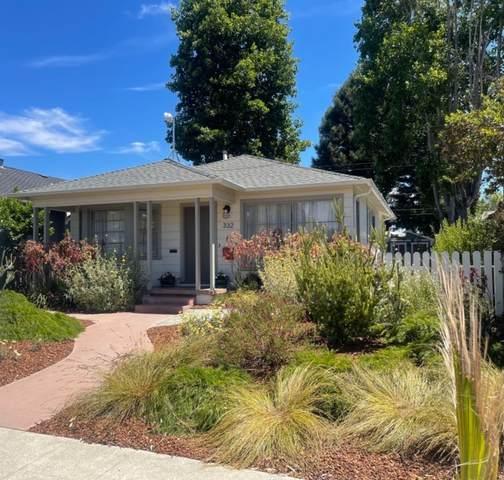332 Morrissey Blvd, Santa Cruz, CA 95062 (#ML81856506) :: The Gilmartin Group