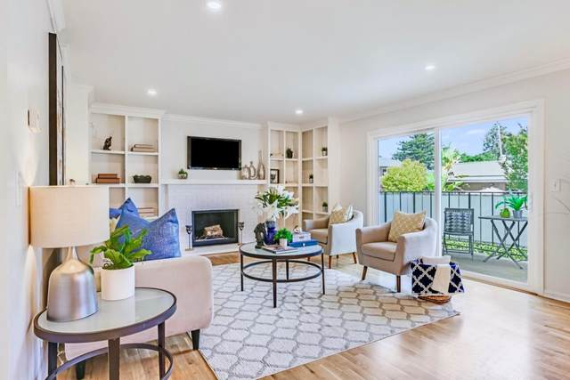 451 Oak Grove Ave Unit 2, Menlo Park, CA 94025 (#ML81856750) :: Strock Real Estate
