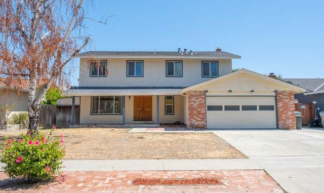 1434 Sierraville Ave, San Jose, CA 95132 (#ML81856824) :: The Sean Cooper Real Estate Group
