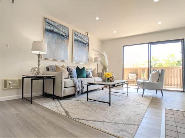 400 Ortega Ave 116, Mountain View, CA 94040 (#ML81857003) :: The Sean Cooper Real Estate Group