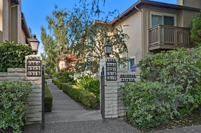 1307 Hoover St, Menlo Park, CA 94025 (#ML81857460) :: The Sean Cooper Real Estate Group