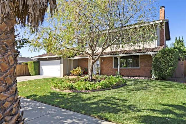 3393 Todd Way, San Jose, CA 95124 (#ML81857592) :: Schneider Estates