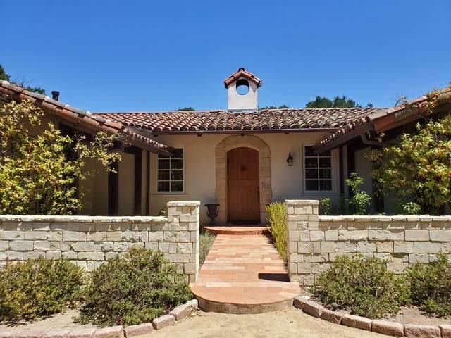 17108 Ridgeback Road, Carmel Valley, CA 93924 (#ML81857632) :: The Kulda Real Estate Group
