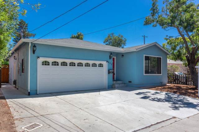 622 Flynn Ave, Redwood City, CA 94063 (#ML81858511) :: The Sean Cooper Real Estate Group