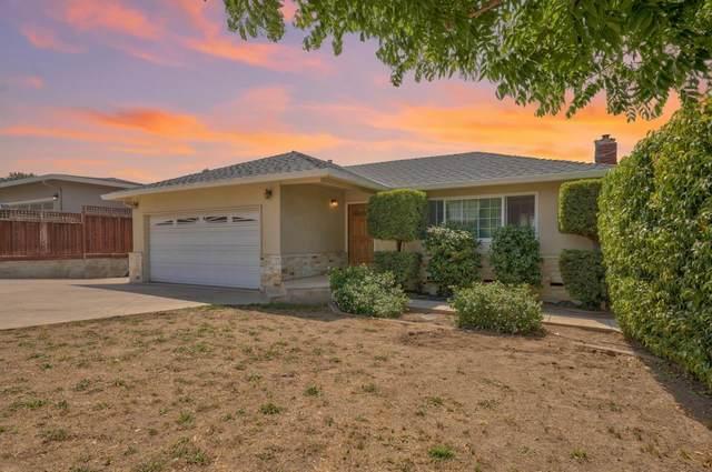 351 Robbins Way, Aromas, CA 95004 (#ML81858623) :: Strock Real Estate