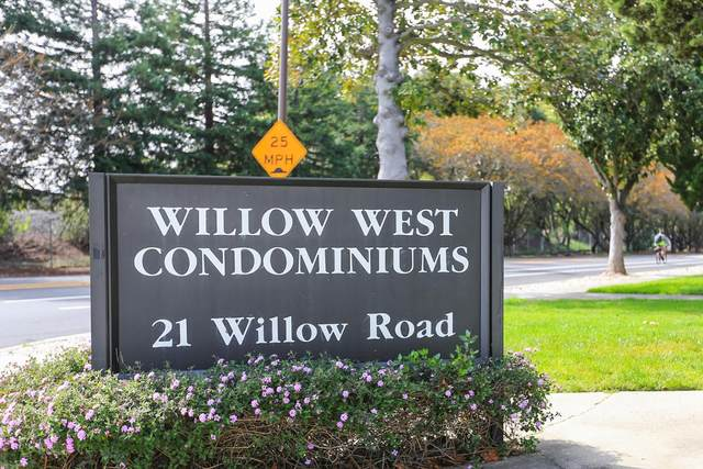 21 Willow Rd 33, Menlo Park, CA 94025 (#ML81859402) :: Strock Real Estate