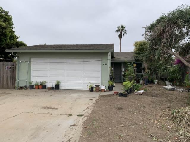 422 E Alvin Dr, Salinas, CA 93906 (#ML81859456) :: Strock Real Estate