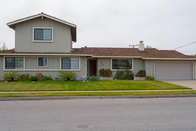 696 San Bruno Way, Salinas, CA 93901 (#ML81859480) :: The Gilmartin Group