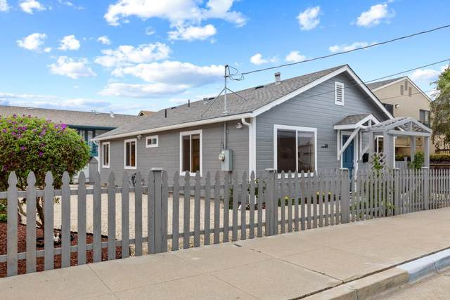 216 Park Ave, Monterey, CA 93940 (#ML81860333) :: Alex Brant