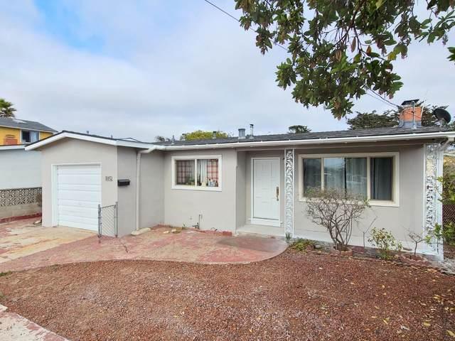 1852 Laguna St, Seaside, CA 93955 (#ML81860407) :: The Sean Cooper Real Estate Group