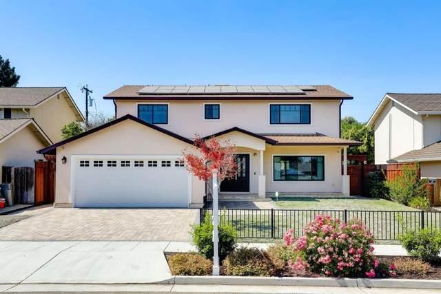 1037 Oaktree Dr, San Jose, CA 95129 (#ML81860427) :: The Sean Cooper Real Estate Group